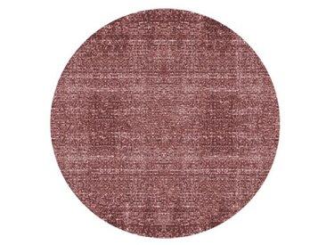 Teppich aus Baumwolle in Rot