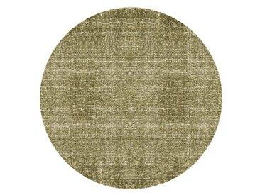 Teppich aus Baumwolle in Grün