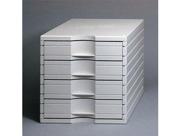 Schubladenbox mit 4 Schubladen