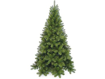 Künstlicher Weihnachtsbaum 152 cm Grün