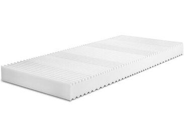 Komfortschaummatratze Bouffard, 7-Zonen, 16 cm Höhe, 2 Schichten, OEKO-TEX Standard 100