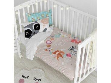 2-tlg. Kinderbettwäsche-Set Aina