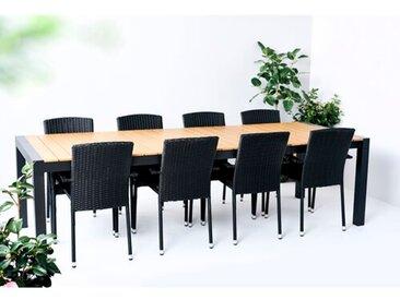 8-Sitzer Gartengarnitur Timur