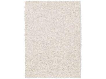 Shaggy-Teppich Winnie in Weiß