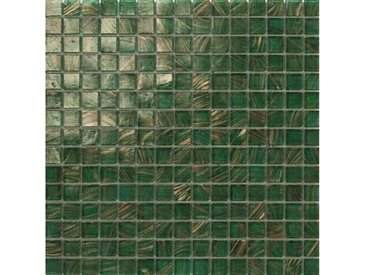 32,7 cm x 32,7 cm Glas-Mosaik Gregson (Set of 10)