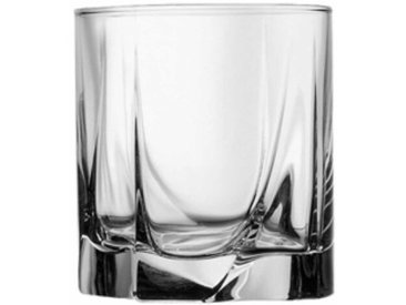 6-tlg. Whiskyglas-Set Luna