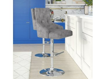 Newmarket Height Adjustable Swivel Bar Stool
