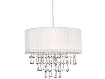 30 cm Lampenschirm aus Seide