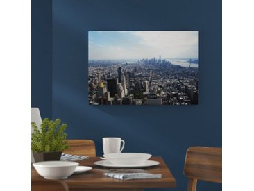 Leinwandbild New York City Panorama