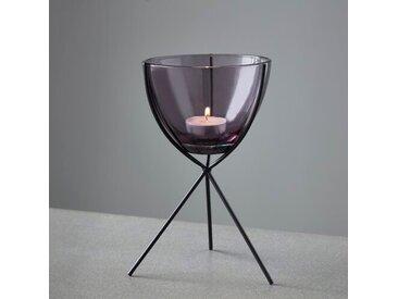 Windlicht Ibis aus Glas
