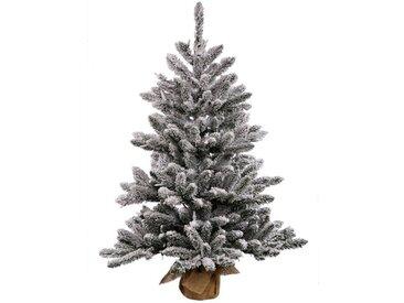 Künstlicher Weihnachtsbaum 61 cm Grün mit Fuß