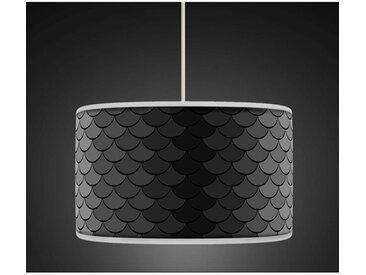 Zylinderförmiger Lampenschirm