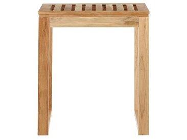 Badezimmerhocker Maegan aus Holz