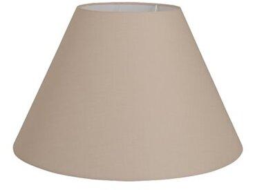 50 cm Lampenschirm aus Polyester und Baumwolle