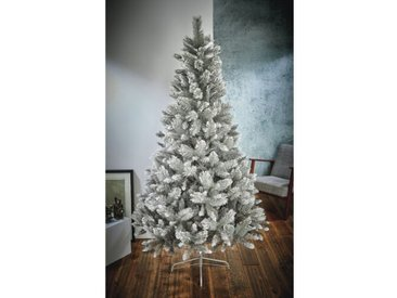 Künstlicher Weihnachtsbaum 150 cm Grün mit Ständer Snow