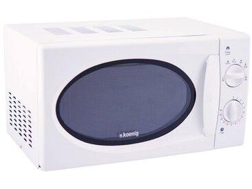 Freistehende Mikrowelle 23 L, 900 W