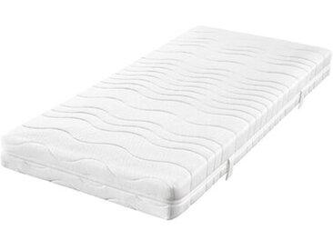 Bonellfederkernmatratze, f.a.n. Basic Sleep, 7-Zonen, 18 cm Höhe, 2 Schichten, OEKO-TEX Standard 100