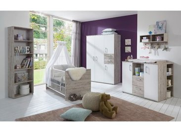 2-tlg. Babyzimmer-Set Bente