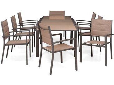 8-Sitzer Essgruppe Schnitzer