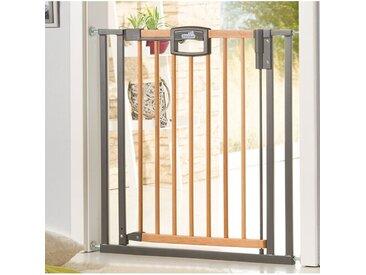 Türschutzgitter Easylock Wood Plus