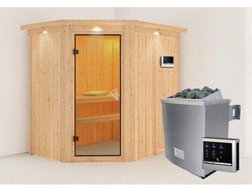 Sauna Carin mit Ofen für 2 Personen