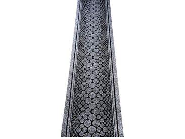 Teppichläufer in Grau
