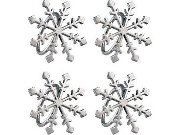 Serviettenring Schneeflocke