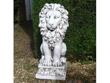 Statue Kleiner Löwe