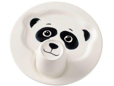 2-tlg. Kindergeschirrset Animal Friends Pandabär