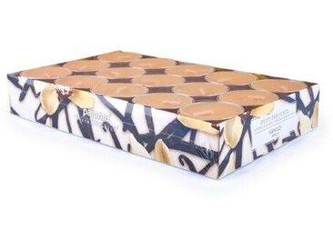 30 Piece Amaryllis Vanilla Scented Tealight Candle Set