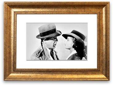 "Gerahmtes Papierbild - Fotografie ""Casablanca the Look"""
