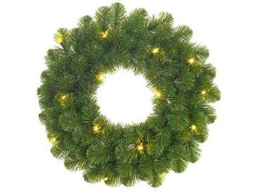 Weihnachtskranz 60 cm mit Beleuchtung