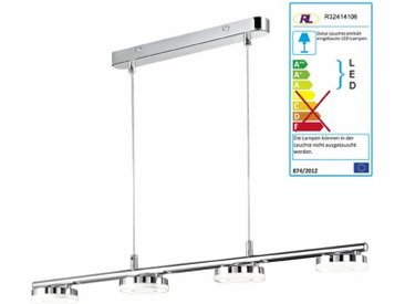 LED-Linear-Pendelleuchte 4-flammig Albee