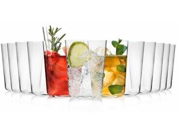 540 ml Trinkglas aus Kristallglas