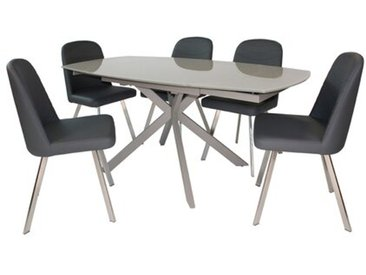 Essgruppe Brockton mit 2 Stühlen (Set of 2)