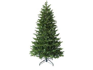 Künstlicher Weihnachtsbaum 180 cm in Grün mit Ständer