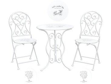 2-Sitzer Balkonset Colby