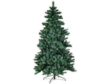 Künstlicher Weihnachtsbaum 213 cm Grün mit Ständer