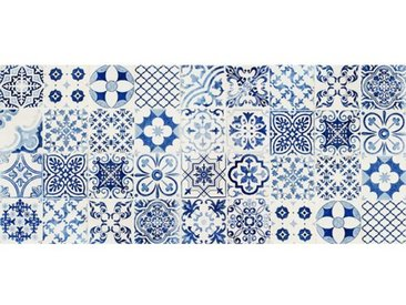 Vinyl-Matte Miera in Blau