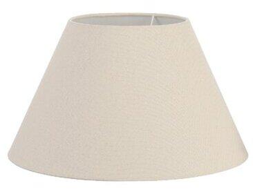 41 cm Lampenschirm aus Leinen