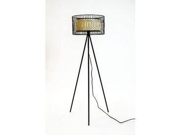 130 cm Tripod-Stehlampe Aona