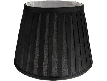 17 cm Lampenschirm aus Seide/Shantung