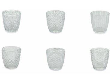 330 ml Trinkglas Geometrie