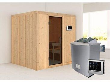 Sauna Sodin mit Ofen für 2 Personen
