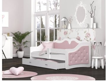 Umbaubares Kleinkindbett Mobley mit Schublade