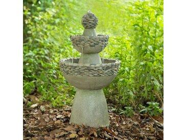 Brunnen Zen aus Harz Holman