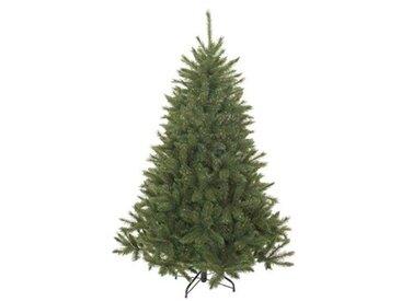 Künstlicher Weihnachtsbaum Grün mit Ständer Bristlecone