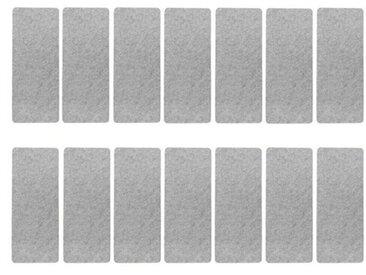 Stufenmatte McCook in Grau