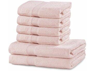 6-tlg. Handtuch Komplettset Darende
