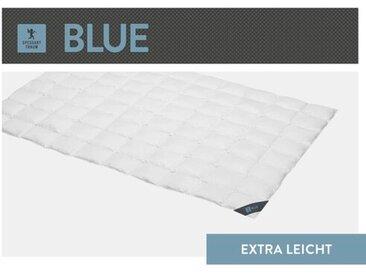 Bettdecke Blue 60% Daunen, 40% Federn (Extra leicht)